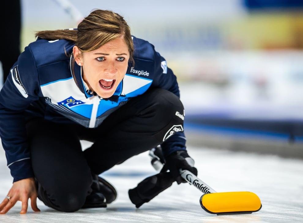 China v Scotland - CPT World Womens Curling Championship