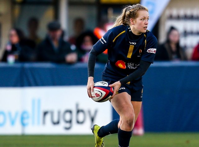 Worcester Warriors find their second win on the bounce at Sixways (Twitter: Worcester Warriors Women)