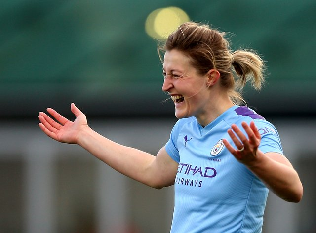 White has said this WSL season has been 'the best yet' (PA Images)