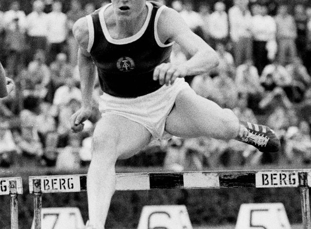 Balzer won a gold medal at the 1964 Olympics (PA Images)