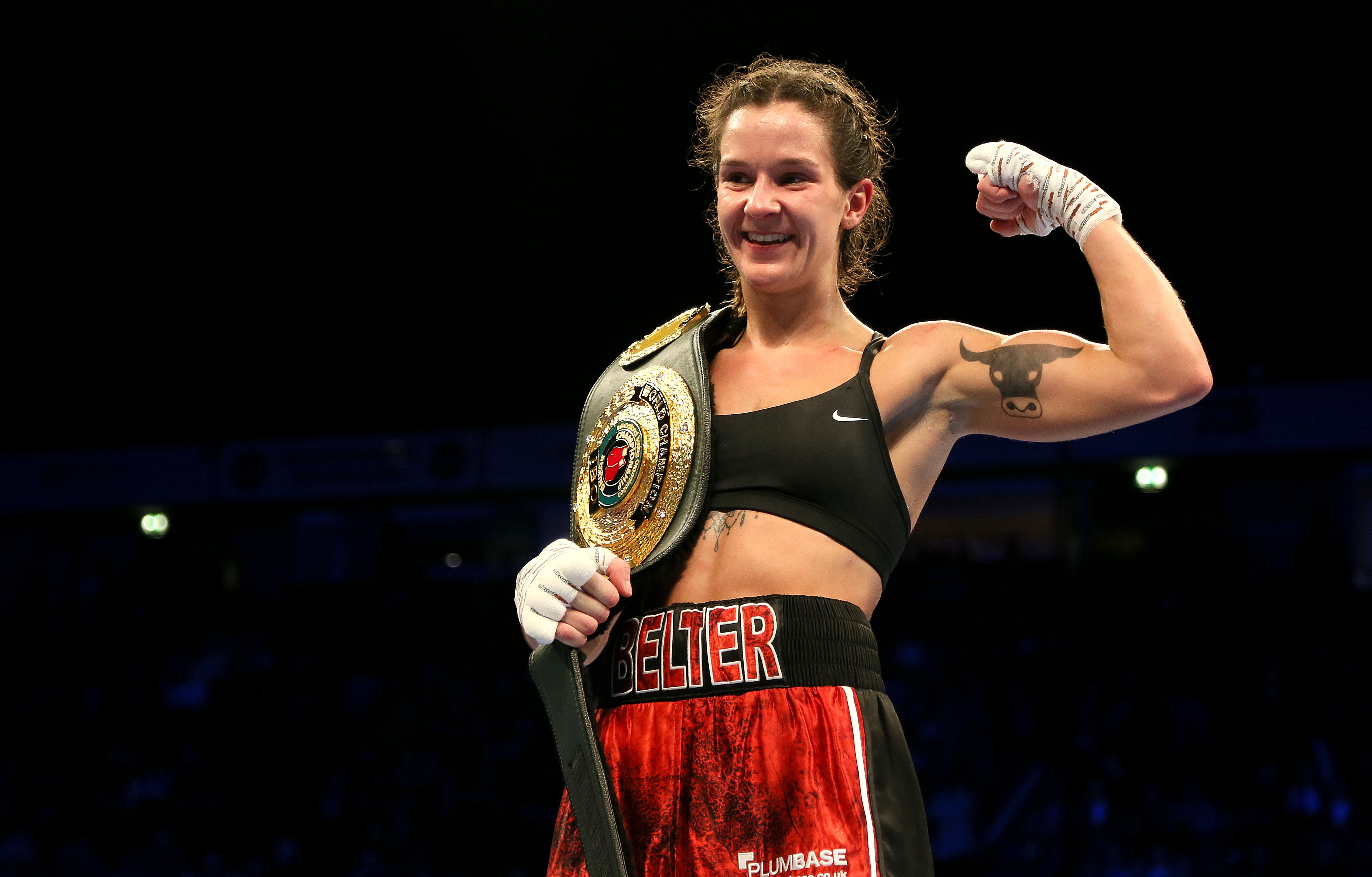 British boxer Terri Harper to fight Eva Wahlstrom for WBC Super Featherweight Title on Kell Brook undercard in Sheffield