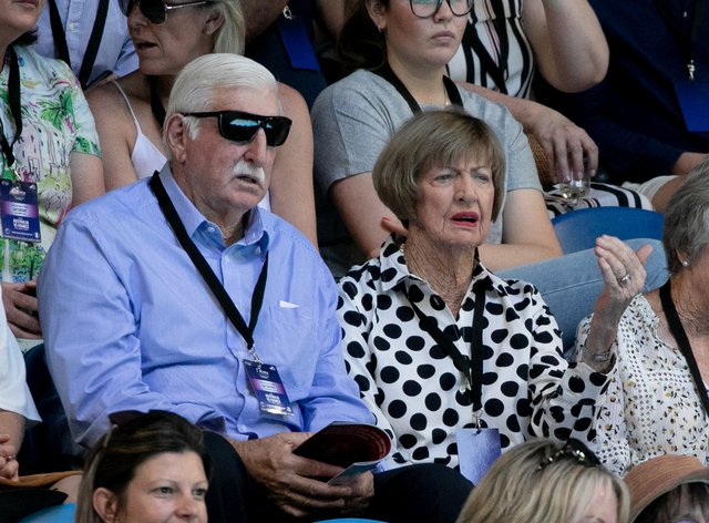 Margaret Court sparked controversy with comments about transgender women and children (PA Images)