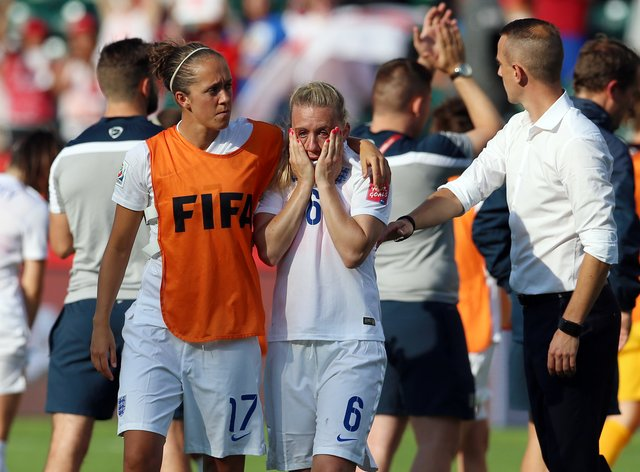 """Mark Sampson was sacked as England women's manager following evidence of """"inappropriate and unacceptable"""" behaviour in a previous role (PA Images)"""