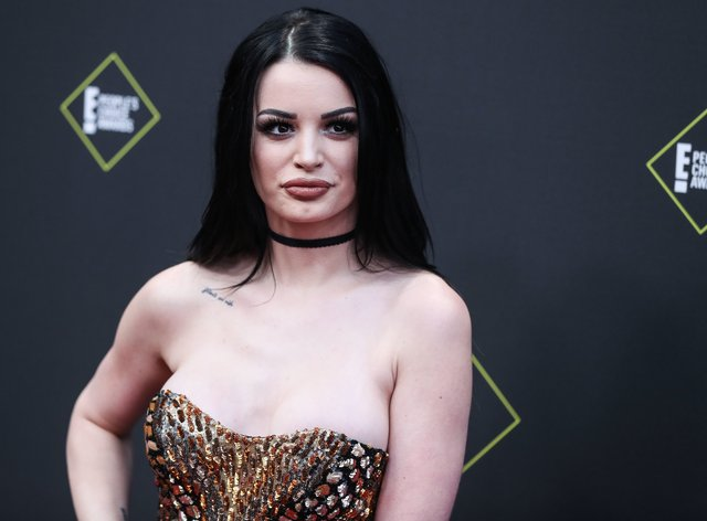 WWE's Paige has received an apology from Triple H (PA Images)