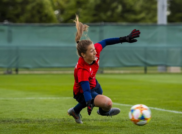 The 25-capped Norwegian international has signed with WSL club (PA Images)