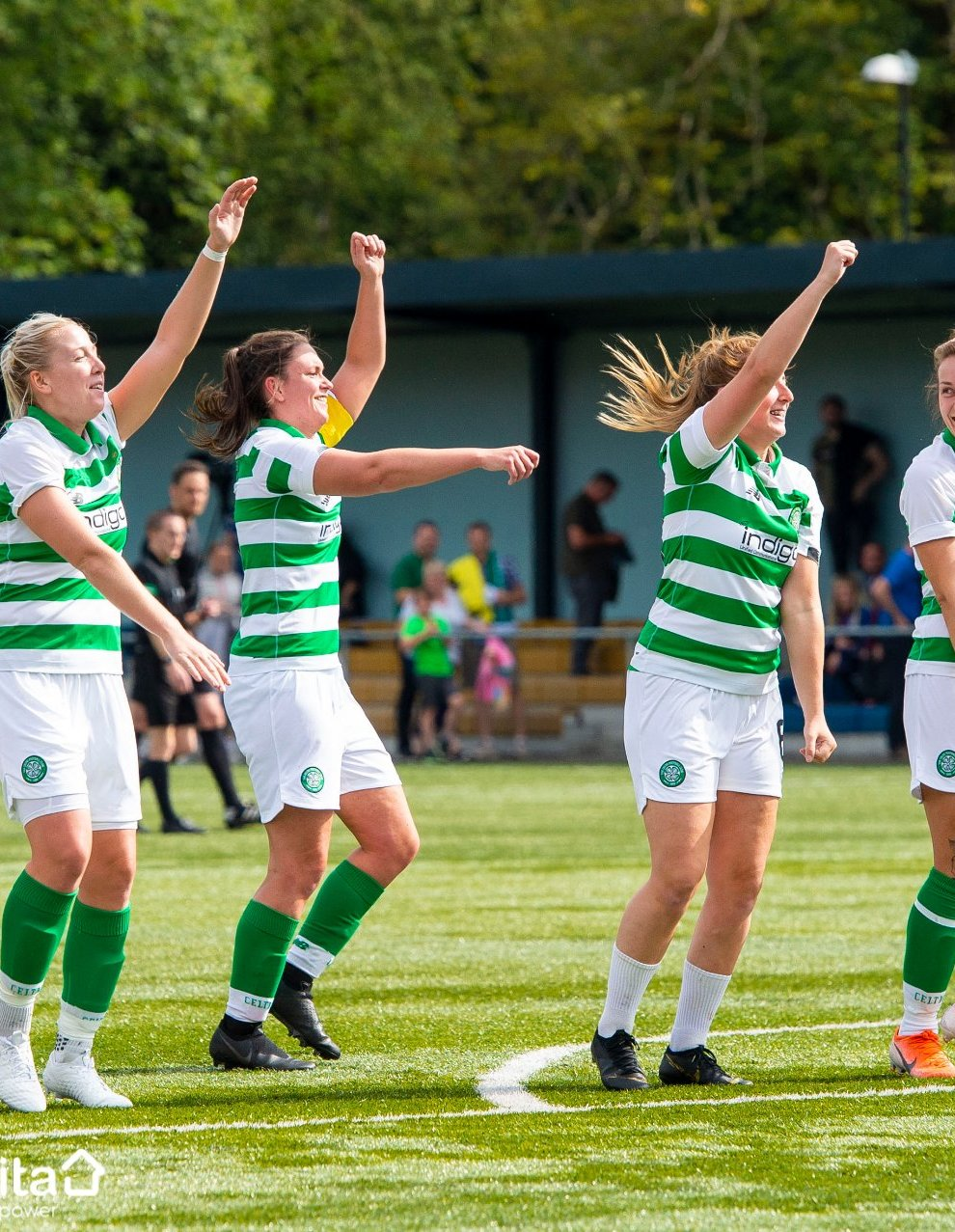 Celtic are searching for a first SWPL Cup trophy since 2010 (Twitter: Celtic Women)