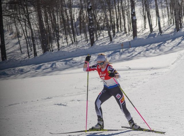 Mani Cooper will compete in the first Youth Olympic Nordic combined event (GB Snowsport)