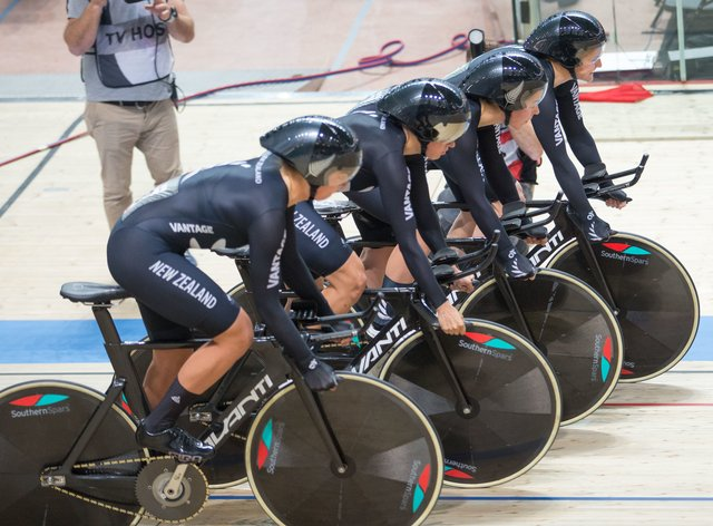 New Zealand are one of the most accomplished nations in the world when it comes to track cycling (PA Images)