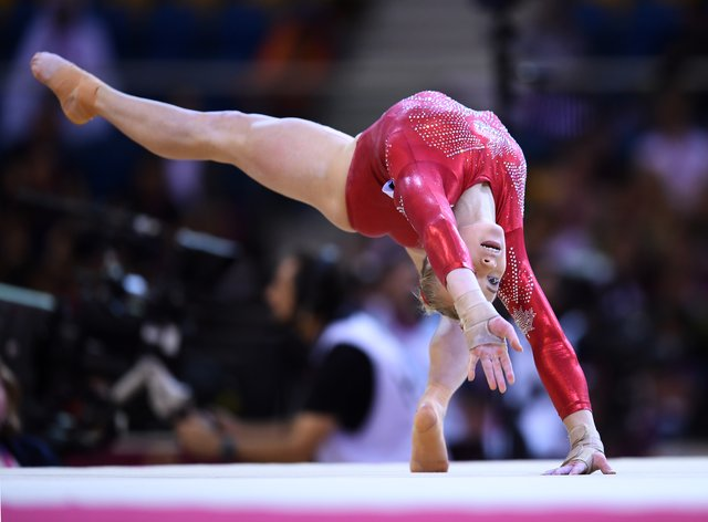 Black is Canada's most decorated female gymnast of all time (PA Images)