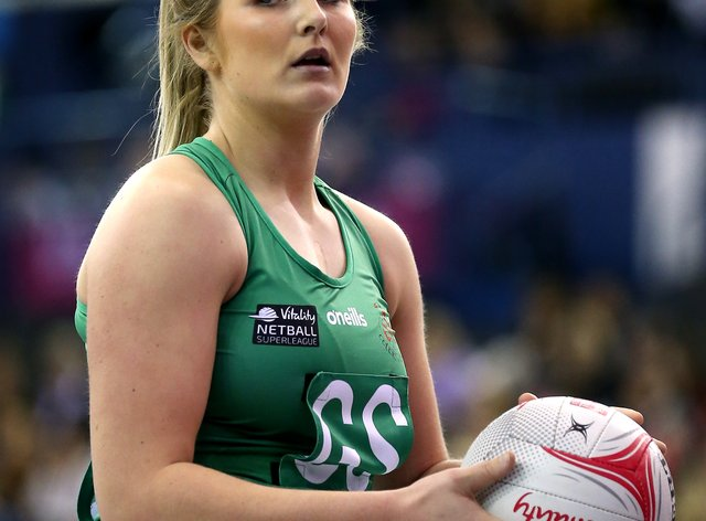 Lewis began playing for Wales when she was 16 (PA Images)