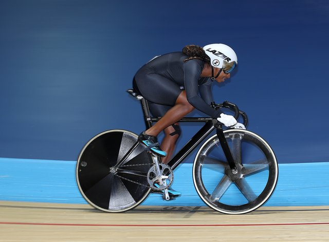 Cox is a para-cyclist as well as a para-athlete (PA Images)