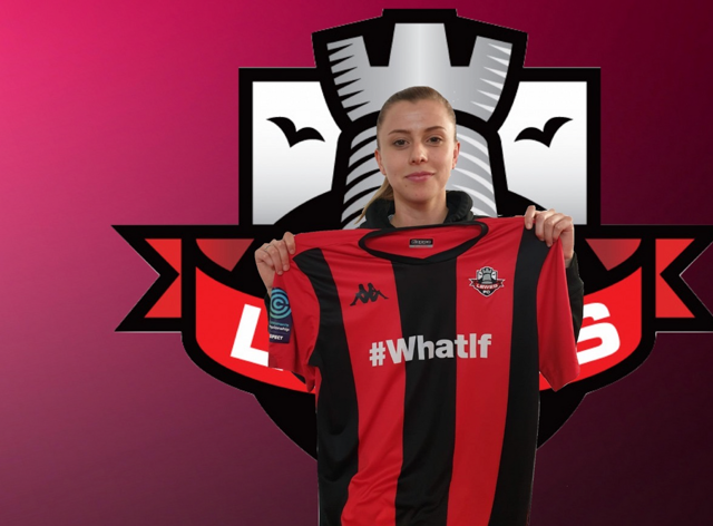Ellie Leek has signed a deal with Lewes FC (Lewes FC)