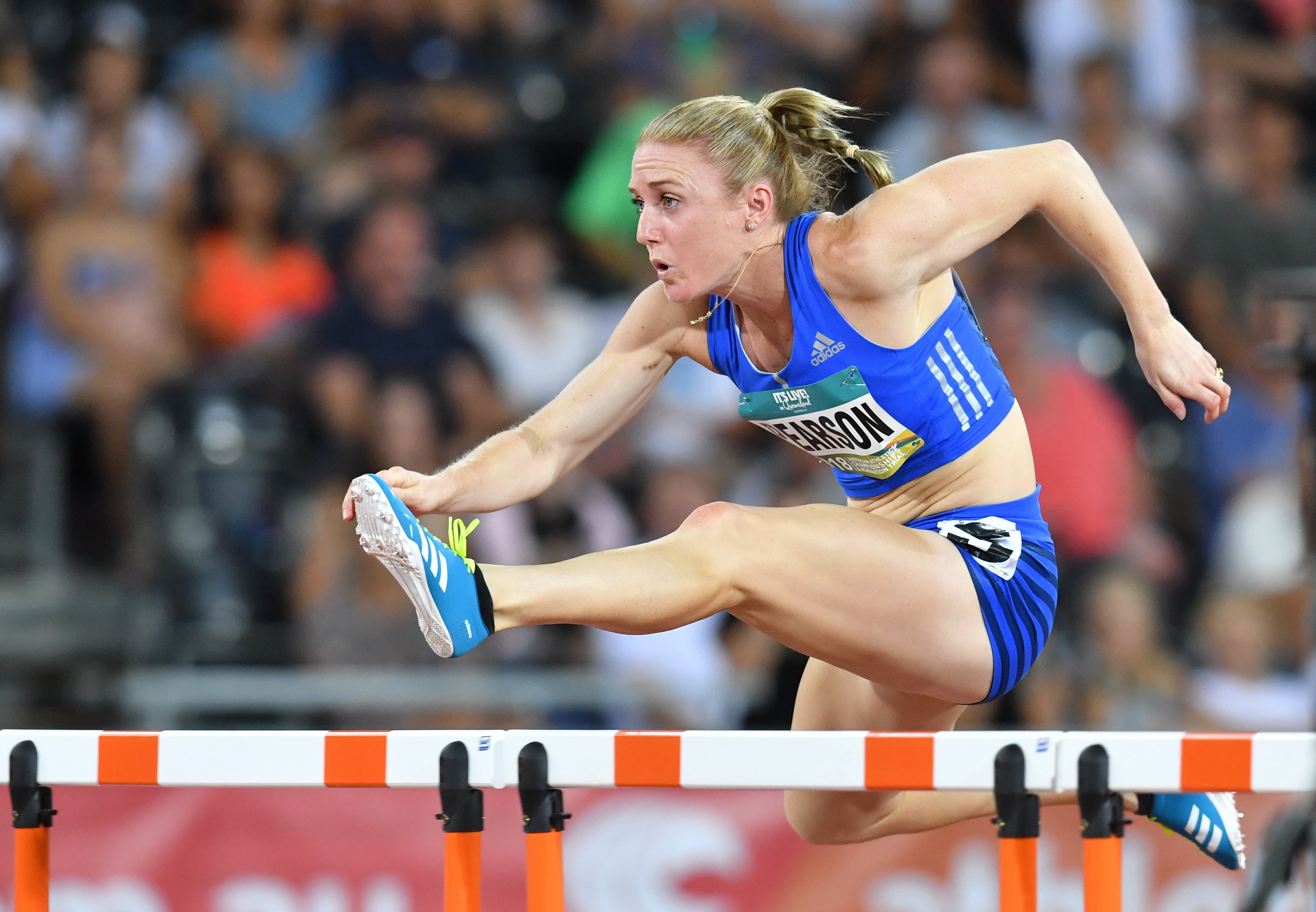 Former Olympic hurdle champion Sally Pearson announces ...