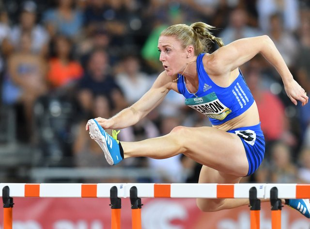 Sally Pearson had hinted a Tokyo appearance but has now quashed all speculation (PA Images)