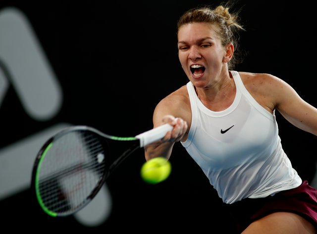 Simona Halep is eager for an Olympic medal (PA Images)