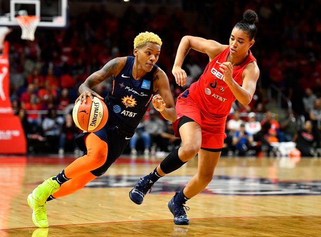 WNBA players will be paid six figures starting next season (PA Images)