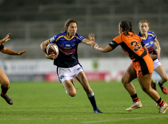 Courtney Hill will play in the Nines for Sydney (PA Images)