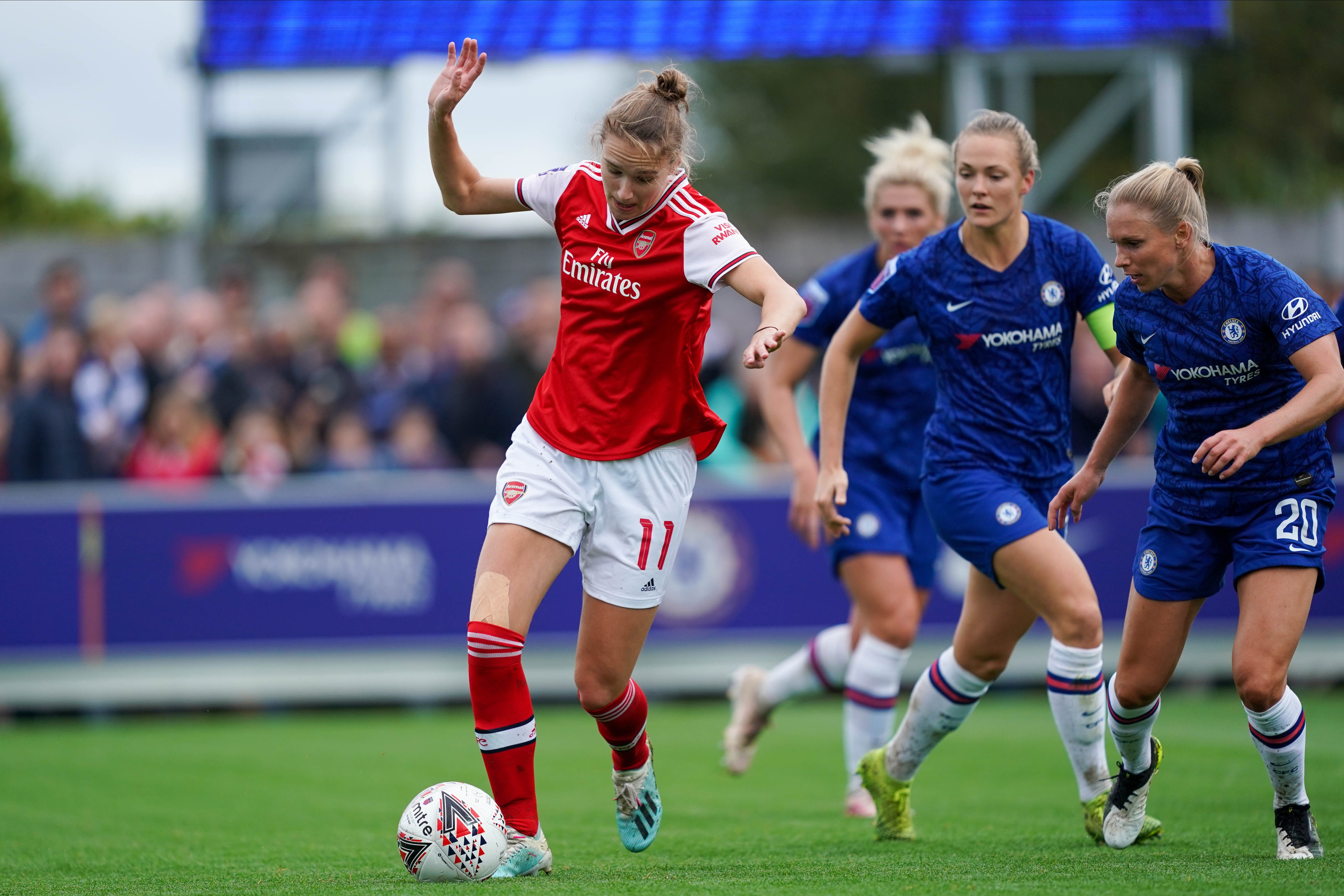 Women's Super League preview: Arsenal and Chelsea meet in seismic battle in title race as Bristol City and Liverpool look for vital win in crunch relegation clash