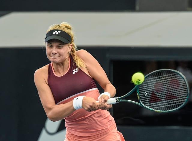Yastremska won two WTA Tour titles in 2019 (PA Images)