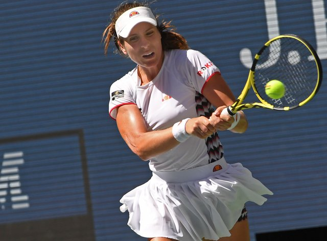Johanna Konta is Britain's No 1 but has not played since the US Open (PA Images)