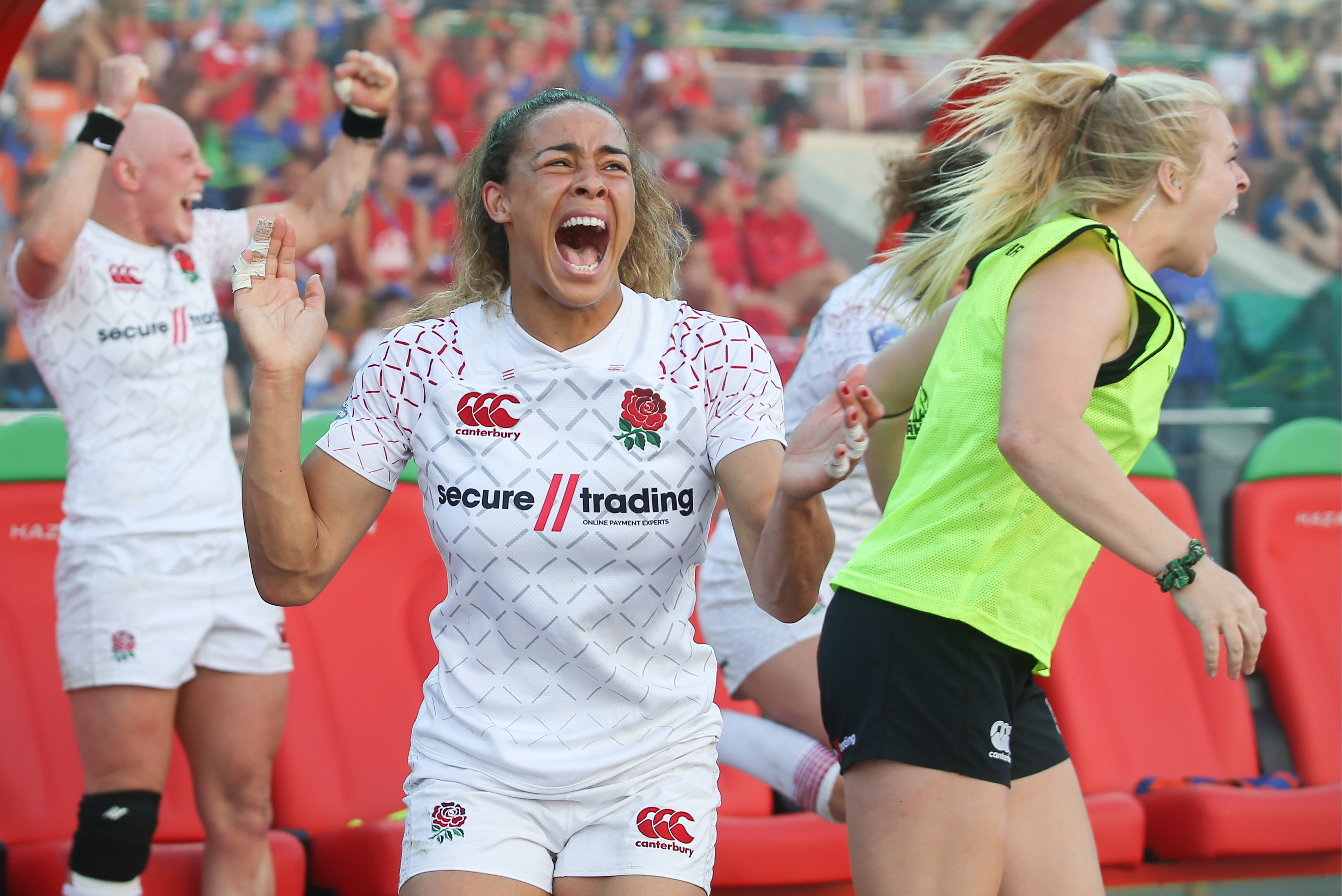 England rugby announce their New Zealand sevens squad that sees Kildunne and Gregson return from injury
