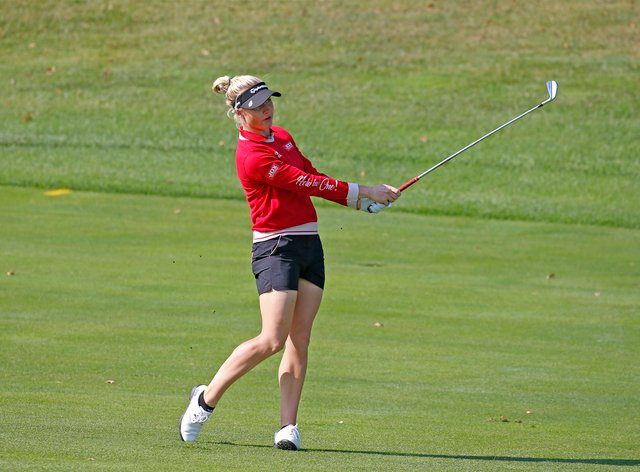 Charley Hull is one of Britain's leading female golfers (PA Images)