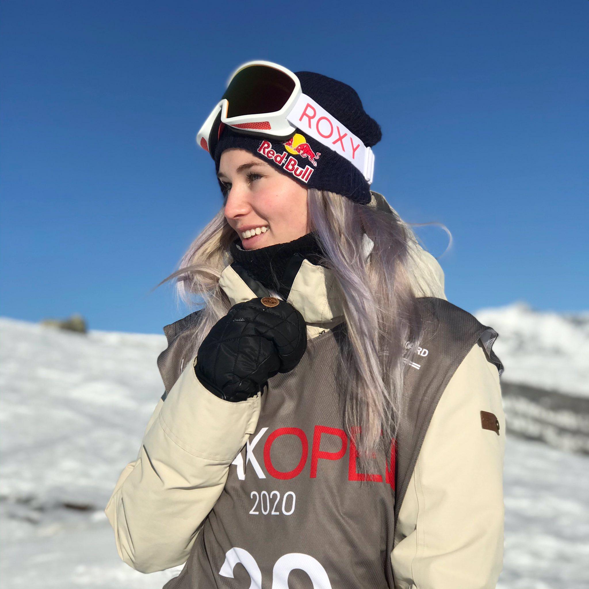 Britain's Katie Ormerod wins slopestyle bronze at Laax Open World Cup event in Switzerland