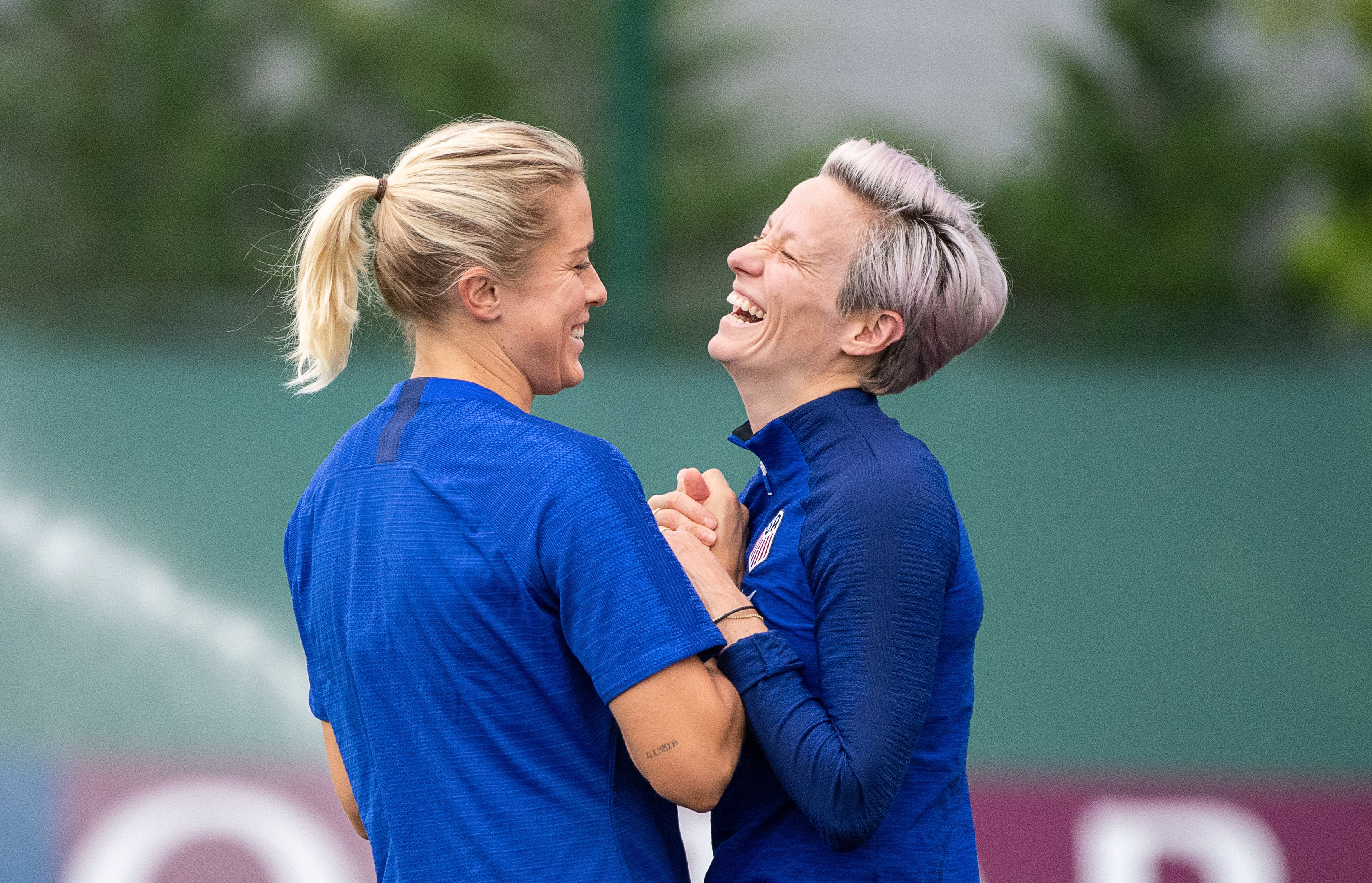 USA Soccer name 20-player squad for 2020 Concacaf Women's Olympic qualifying tournament featuring FIFA World Cup winning stars including Megan Rapinoe and Julie Ertz, while pregnant Alex Morgan is missing