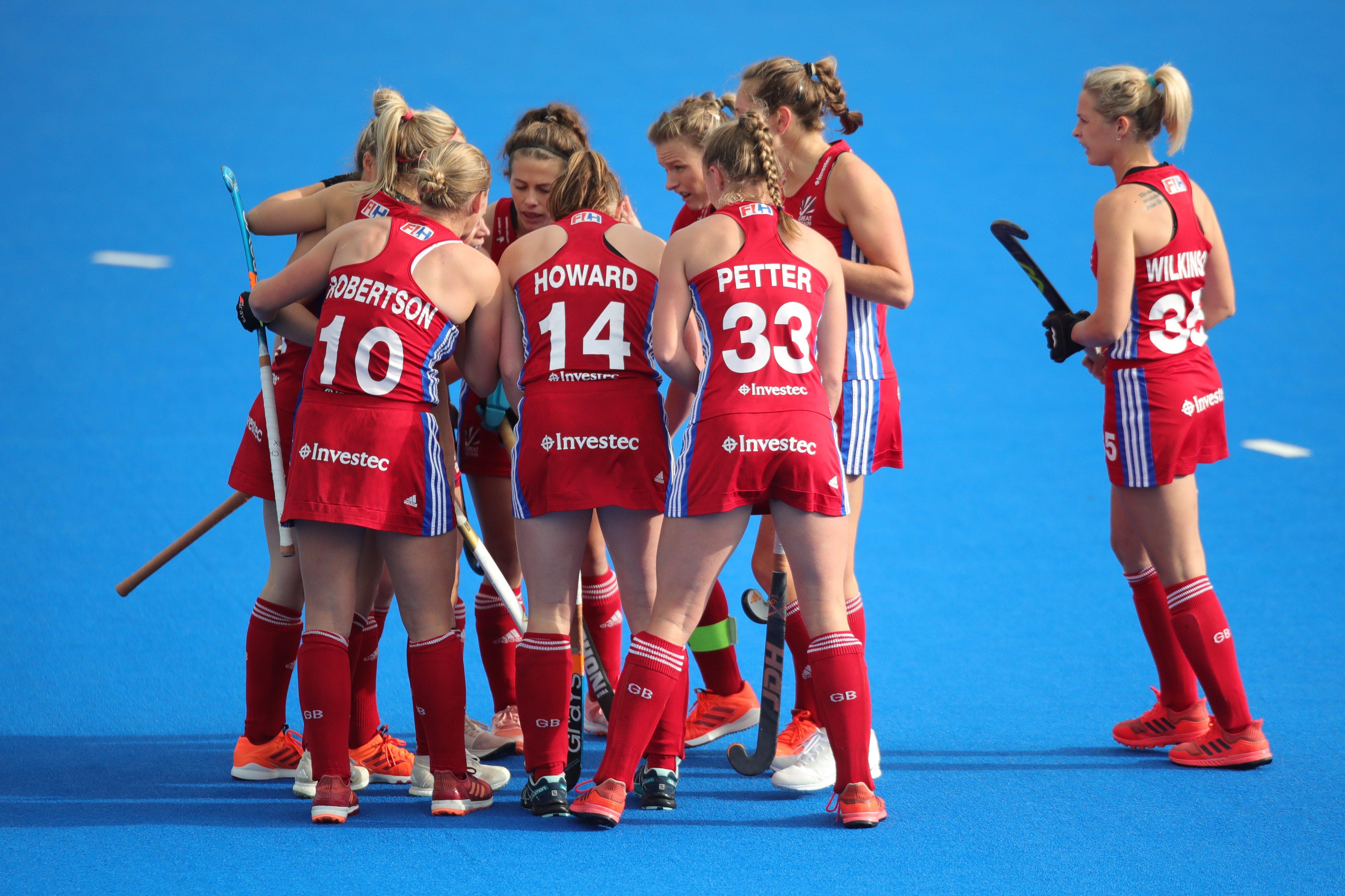 Great Britain women's hockey team sets up fundraiser to help Australian bushfire relief