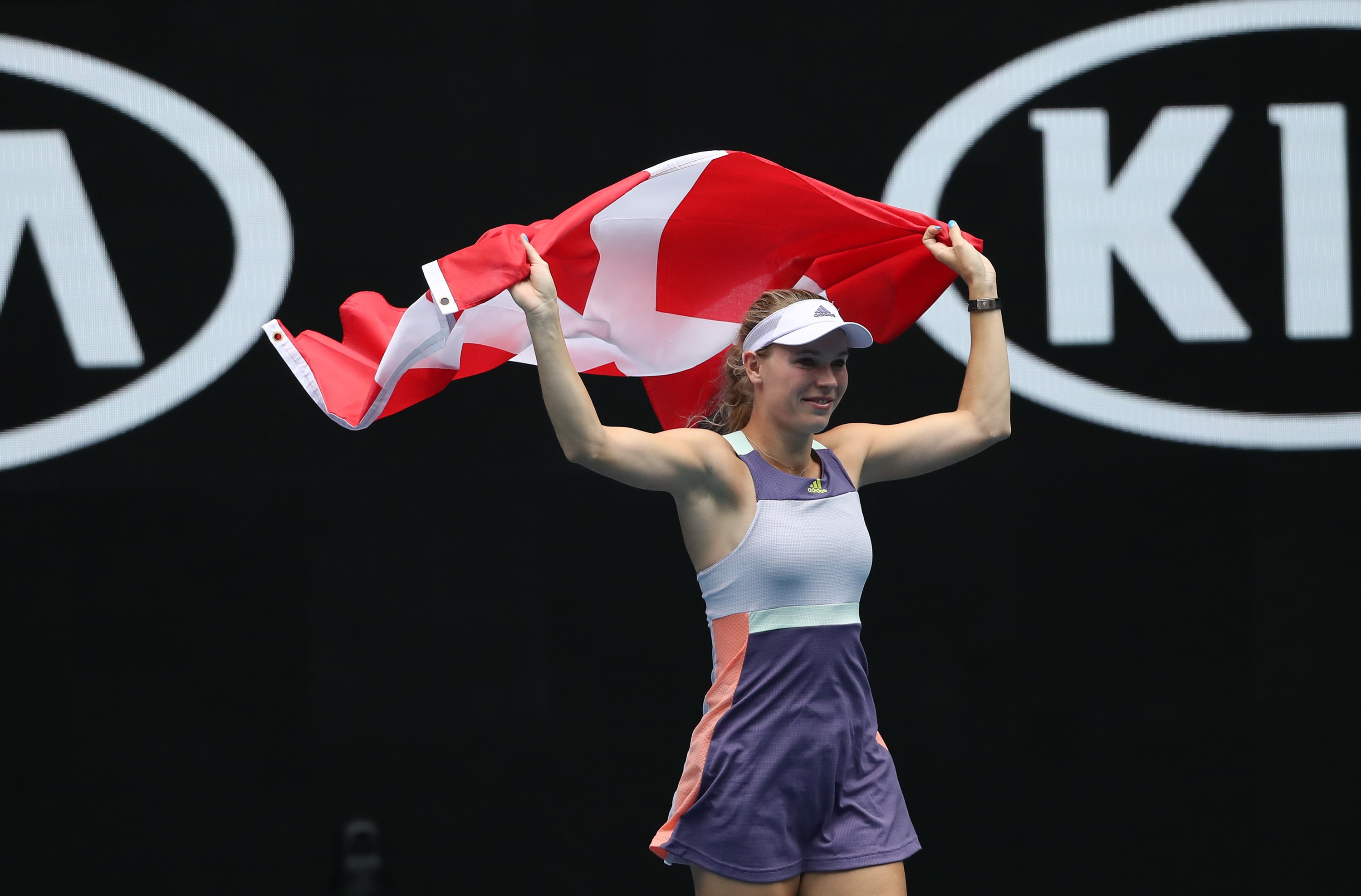 Caroline Wozniacki: more than just a tennis player. A look at the life of the retiring champion