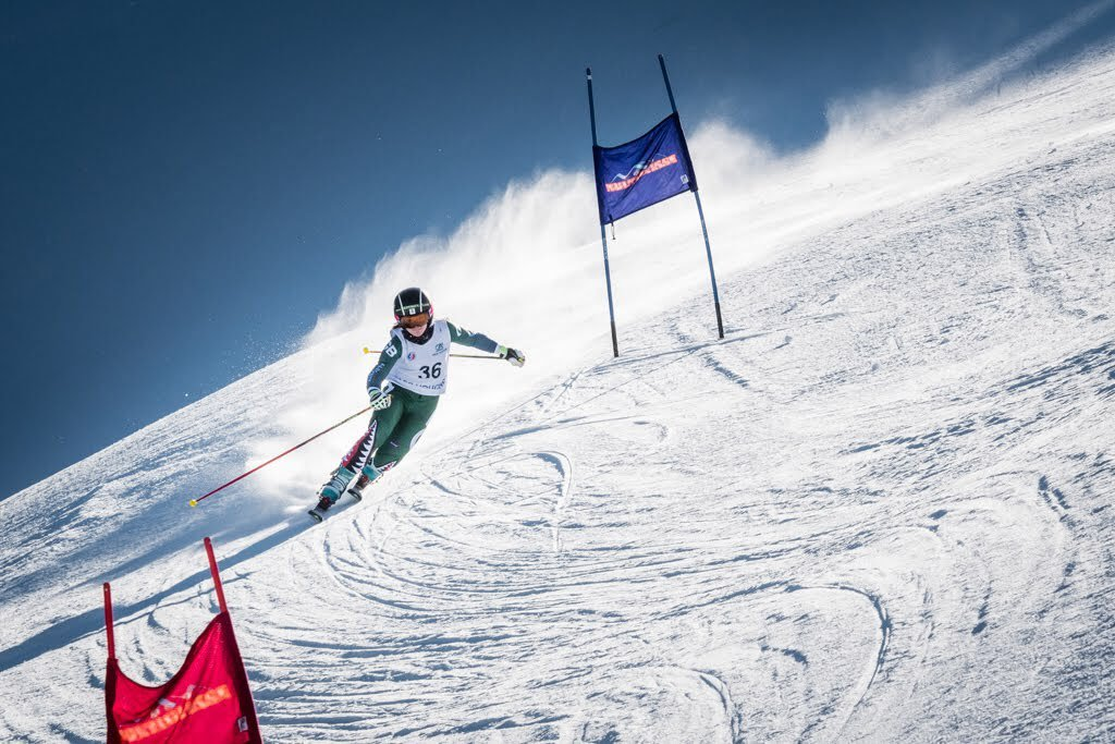 Telemark skier Jasmin Taylor makes history and breaks British record for most World Cup ski medals after finishing with a bronze at second race of the season