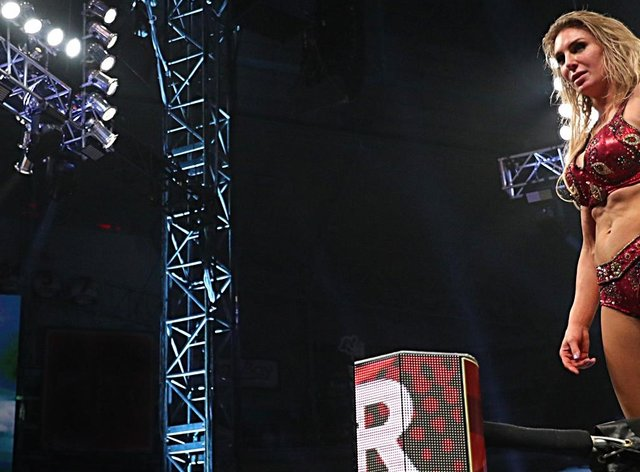 Charlotte Flair won the 2020 Royal Rumble match (Twitter: WWE)