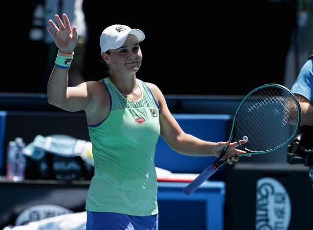 Barty is looking to add to her 2019 French Open title (PA Images)