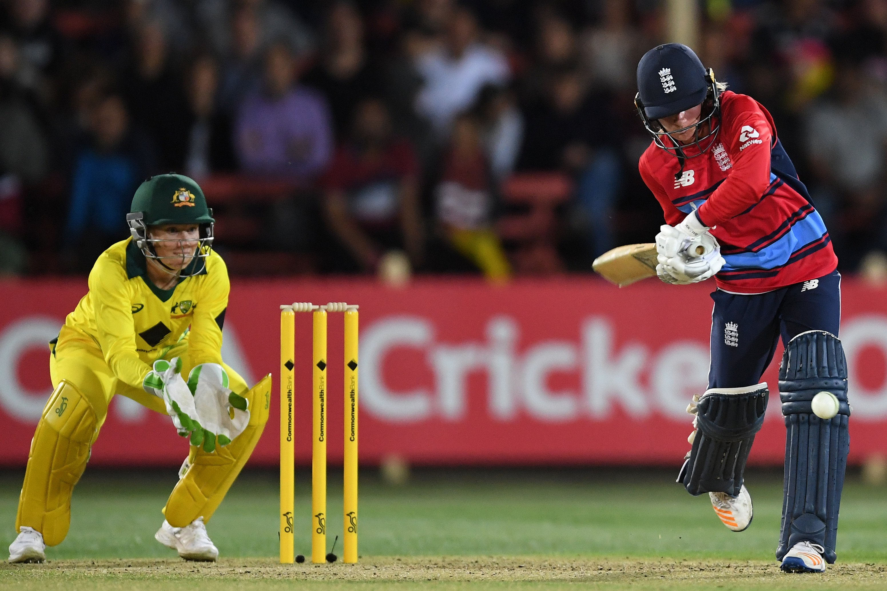 New England cricket coach Lisa Keightley wins first game in charge against Australia