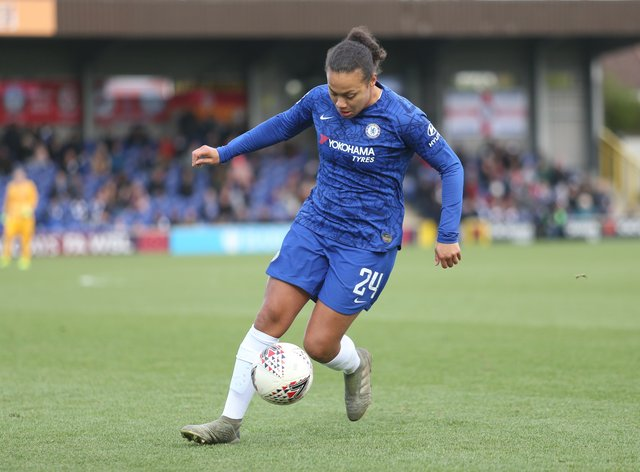 Spence has re-signed with Chelsea (PA Images)