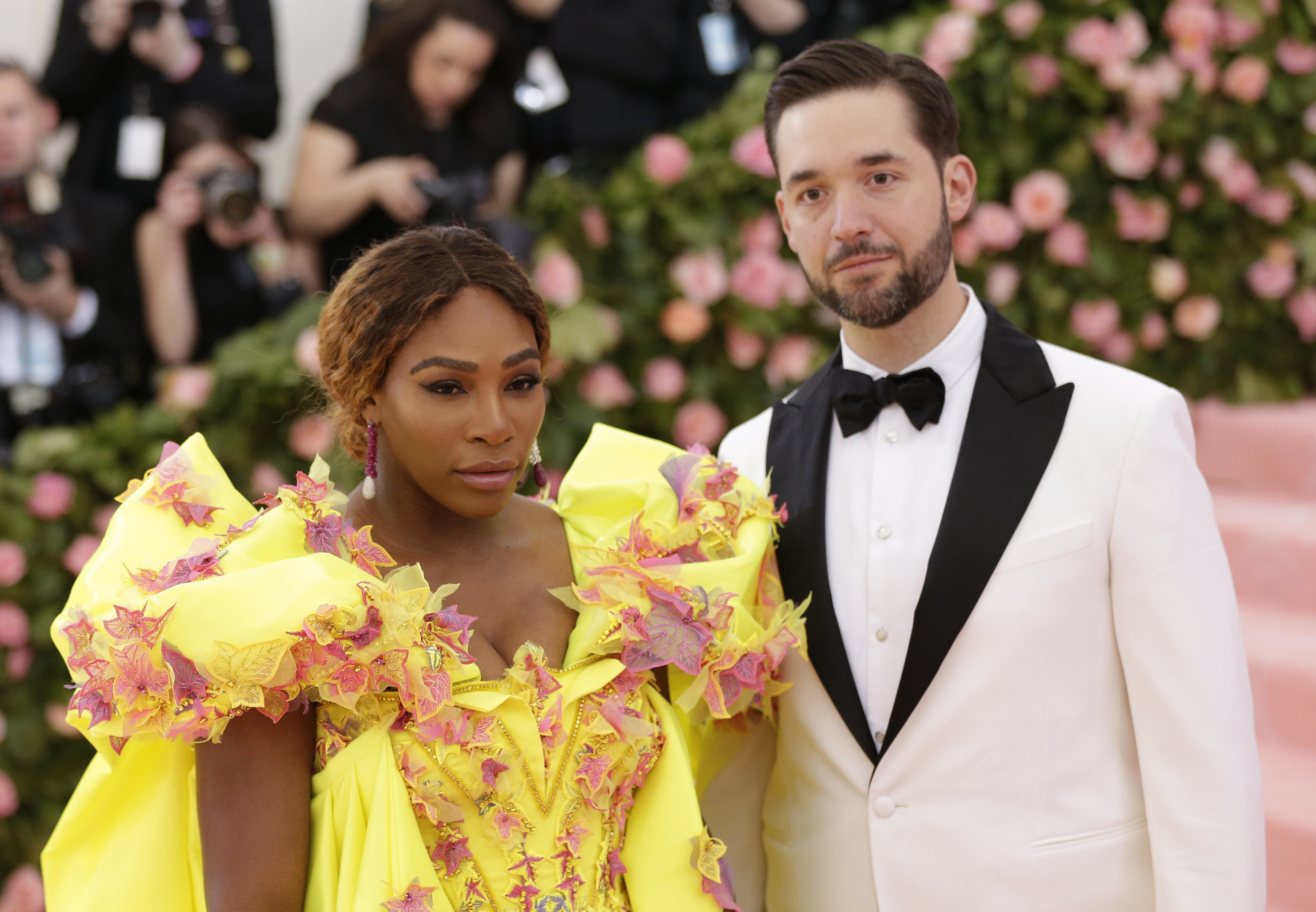 Serena Williams' husband Alexis Ohanian says birth of their daughter was 'traumatising'