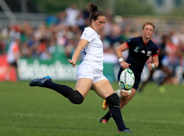 Scarratt won Women's Player of the Year award last year (PA Images)