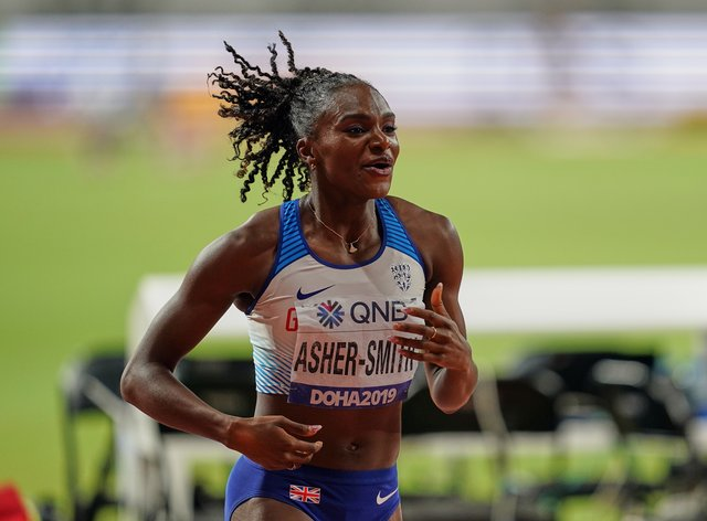Asher-Smith is the current 200m world champion (PA Images)