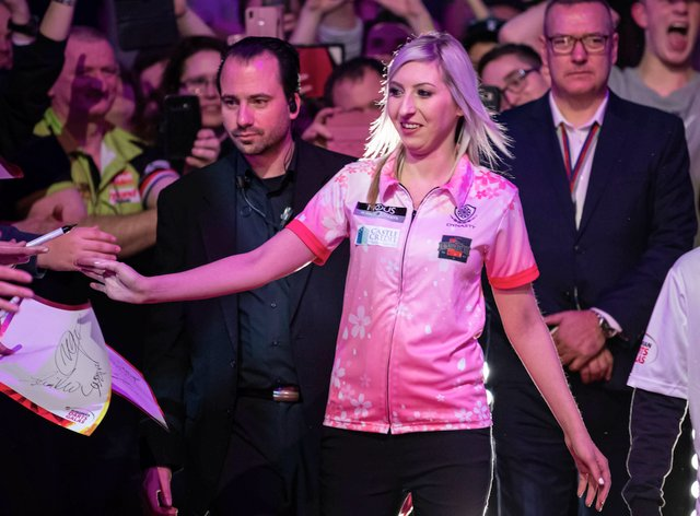 Sherrock is confident about Ashton's performance on the PDC Tour (PA Images)