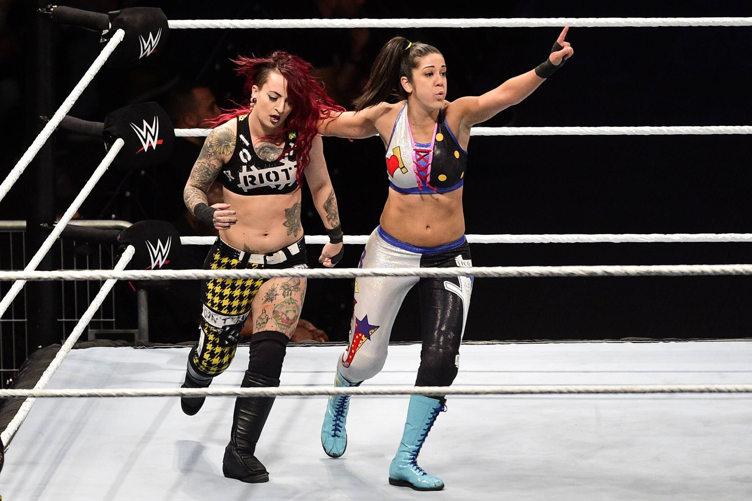 Five-time WWE champion Bayley on Liv Morgan's return, her preferred SmackDown opponent and reveals who she wants to take on next