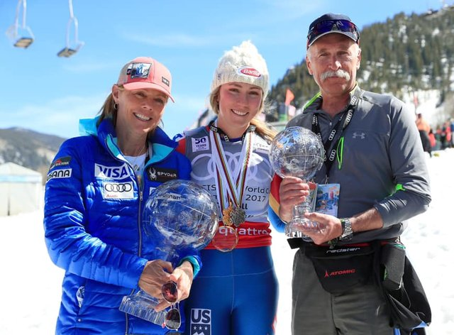 Olympic And World Cup Champion Skier Mikaela Shiffrin Shares Heartbreaking News Of Her Father S Death Newschain