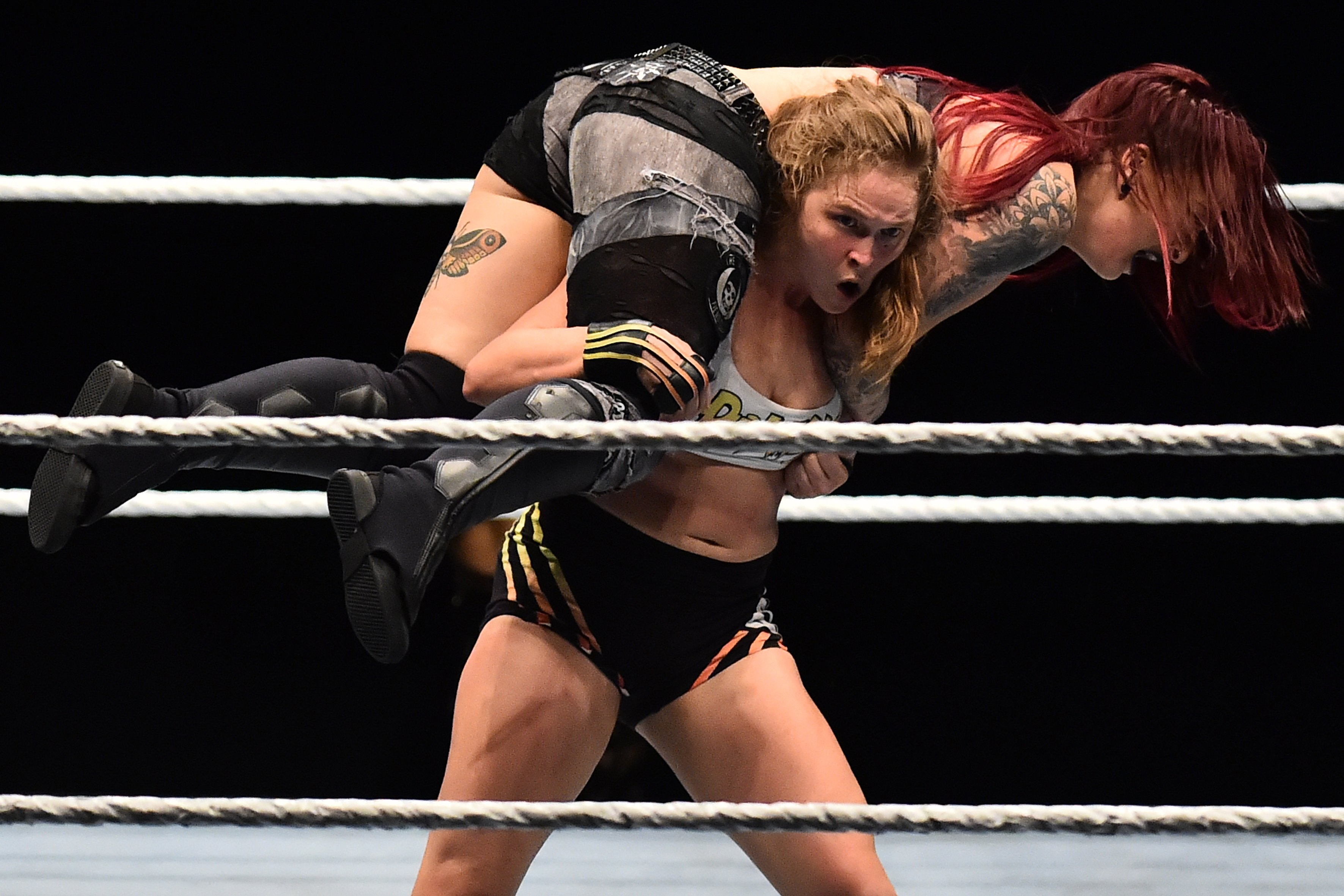 Ronda Rousey says she will not return to full-time WWE participation ahead of ring return