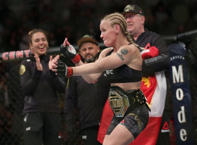 Shevchenko has won five fights on the bounce since losing to Amanda Nunes (PA Images)