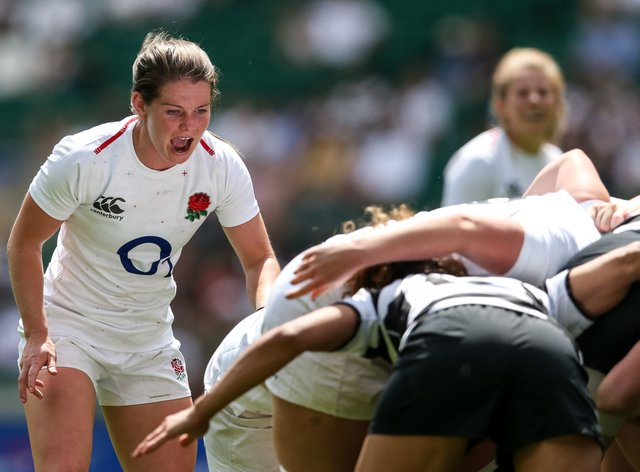 Leanne Riley will start for England this weekend (PA Images)
