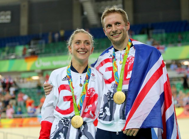 The Kennys have won ten Olympic gold medals between them (PA Images)