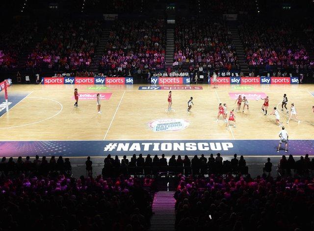 The Netball Superleague Season Opener will see ten of the top UK teams battle it out (Twitter: England Netball)