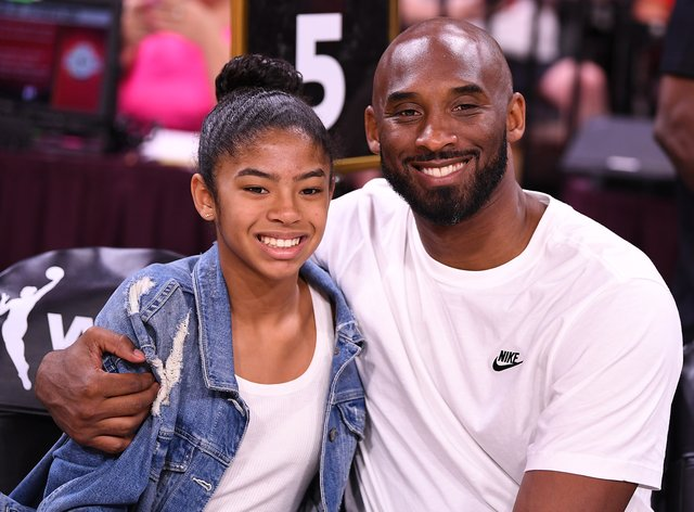 Gianna Bryant dreamt of a WNBA career (PA Images)