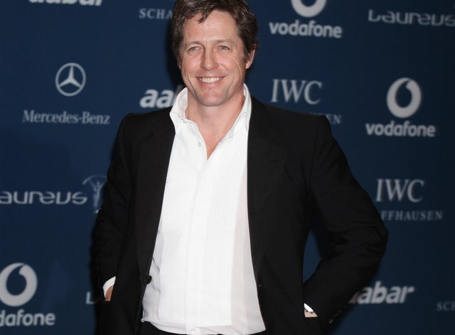 Grant has attended the Laureus Awards several times, both as a host and guest (PA Images)