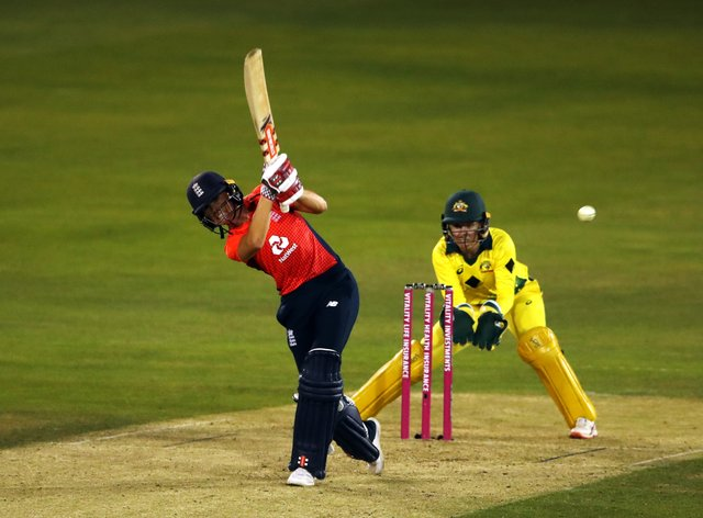 Winfield has been a part of England's T20 side since 2013 (PA Images)