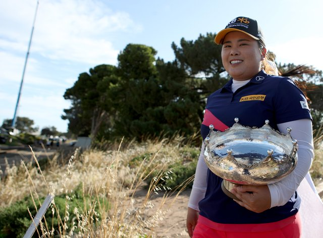 Park has won 20 LPGA Tour titles in her career (PA Images)